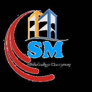 sm webdesign company logo