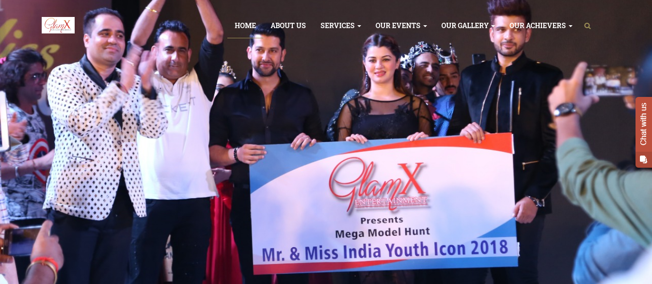 Go to GlamX Entertainment – A Leading Modeling Event Management Company!