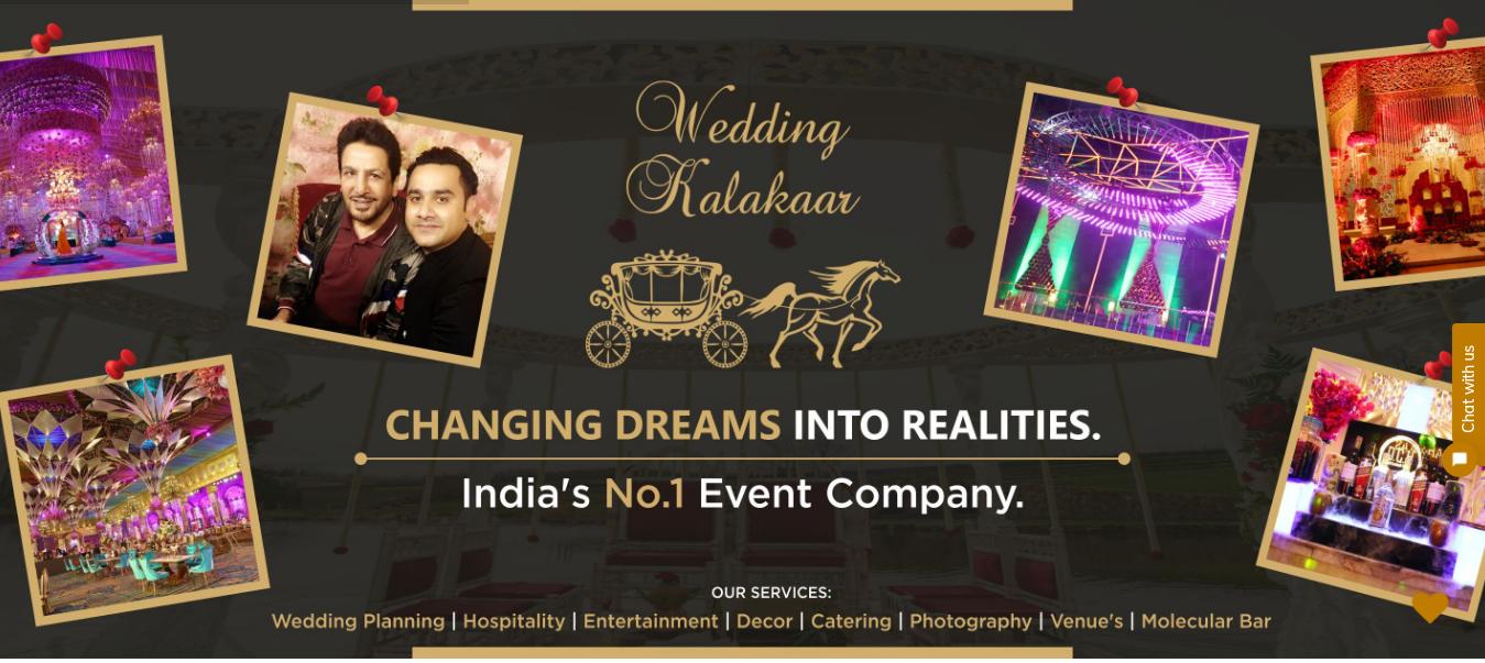 Go to Wedding Kalakaar !